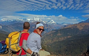 Glipmses of Nepal Trek