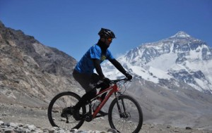 Lhasa to Kathmandu Mountain Biking