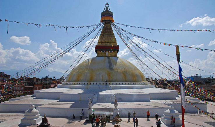 Blog Know History of Boudhanath Stupa